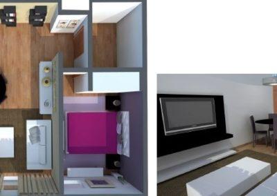 Projetos Interiores Diversos
