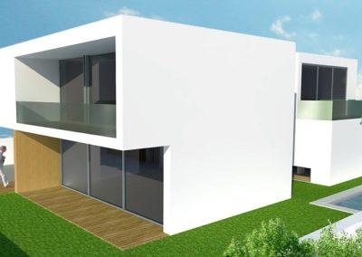 Habitação Unifamiliar – T3 – Povoa de Lanhoso