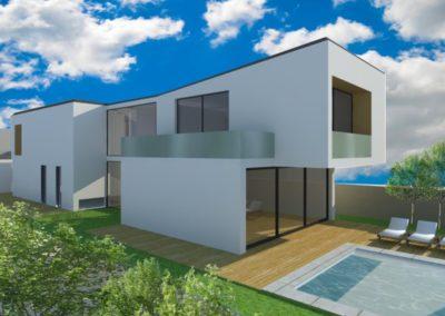 Habitação Unifamiliar – T4 – Canidelo – Gaia