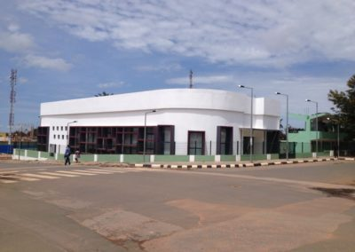 Ginásio Valódia – Malange – Angola
