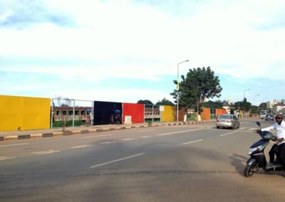 Tapumes – Malange – Angola