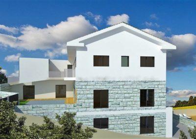 Habitação Bifamiliar- São Torcato - Guimarães